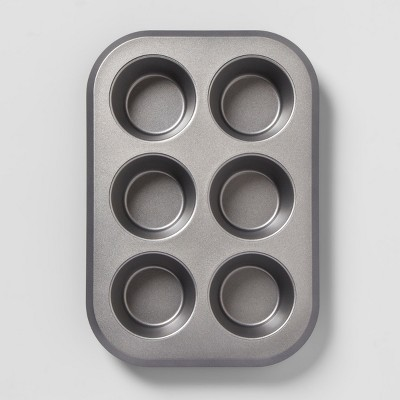 Non-Stick Jumbo Muffin Tin Aluminized Steel - Made By Design™