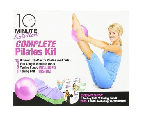 10 Minute Solution:Complete Pilates K (DVD) - image 1 of 1