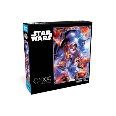 Buffalo Games Star Wars: Impressive..Most Impressive Puzzle 1000pc