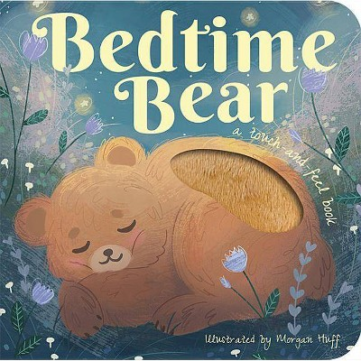 Bedtime Bear - by Patricia Hegarty (Board)