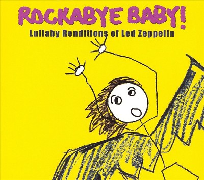 Rockabye baby! - Rockabye baby:Led zeppelin lullaby re (CD)