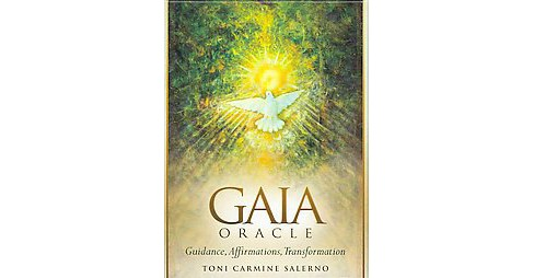 Gaia Oracle : Guidance, Affirmations, Transformation (Paperback) (Toni Carmine Salerno) - image 1 of 1