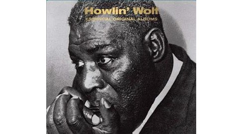 Howlin' Wolf - Essential Original Albums (CD) - image 1 of 1