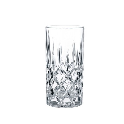 Riedel Vivant Crystal High Ball Glasses 13.2oz - Set of 4