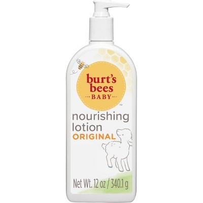 Burt's Bees Baby Bee Original Nourishing Lotion - 12oz