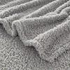 Sherpa Bed Blanket - Room Essentials™ - image 3 of 3