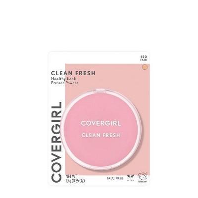 COVERGIRL Clean Fresh Pressed Powder - 0.35oz
