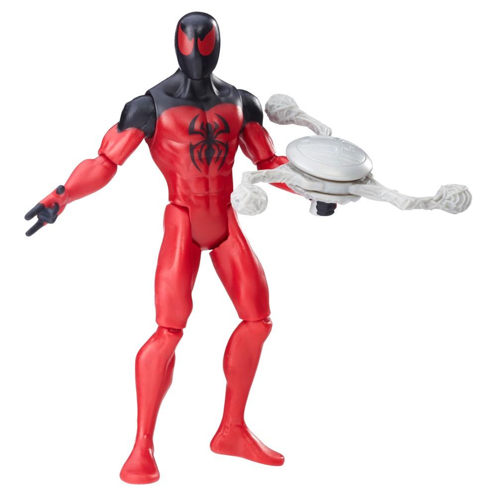 Marvel Spider-Man 6 Marvel's Scarlet Spider Figure