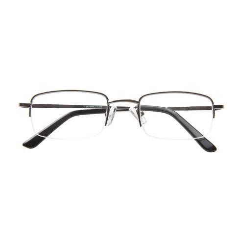 ICU Eyewear Hayward Reading Glasses - Gunmetal - image 1 of 4