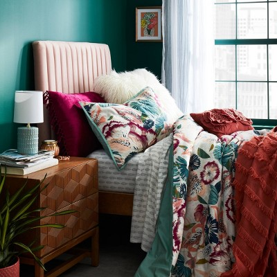 Easy Care Percale Cotton Sheet Set Collection - Opalhouse™