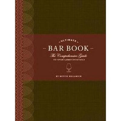 Ultimate Bar Book (Hardcover)