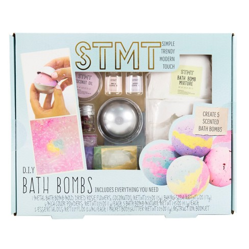 STMT DIY Bath Bombs - image 1 of 4