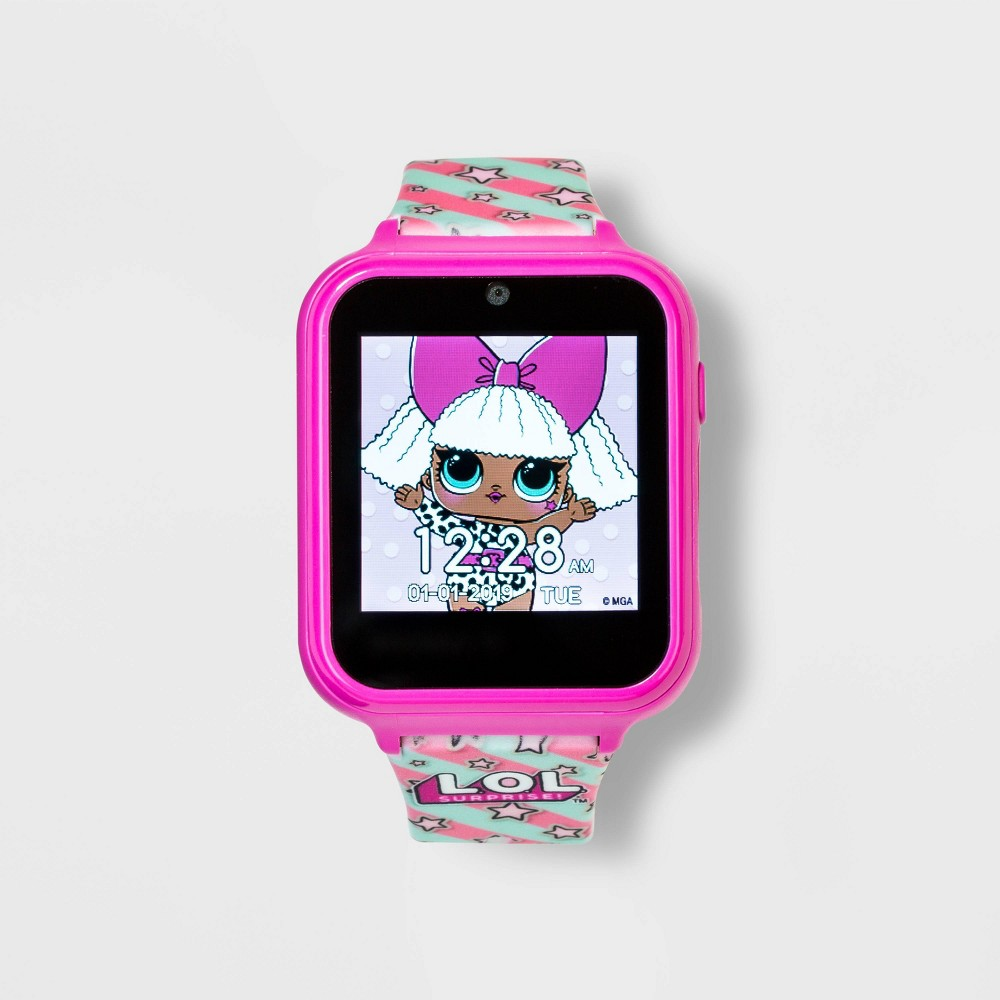 Image of Girls' LOL Surprise! iTime Interactive Watch - Pink, Women's