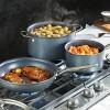 T-fal Endurance Collection Platinum Nonstick 14pc Cookware Set - image 2 of 4