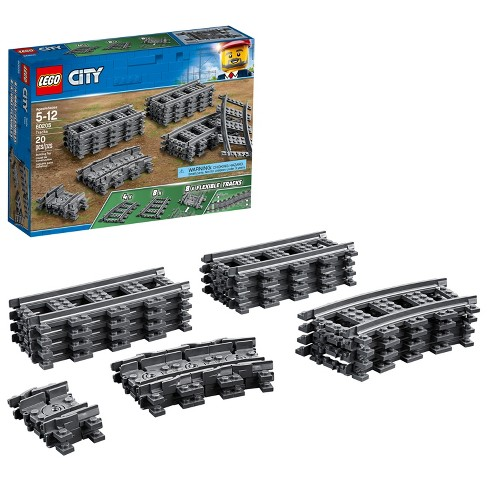 Lego City Trains Tracks 60205 Target