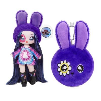 Na! Na! Na! Surprise 2-in-1 Fashion Doll and Plush Purse Series 4 – Melanie Mod