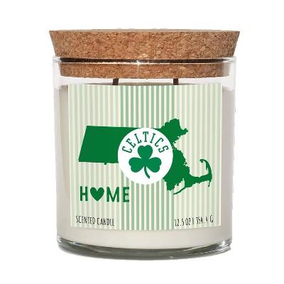 NBA Boston Celtics Home State Candle