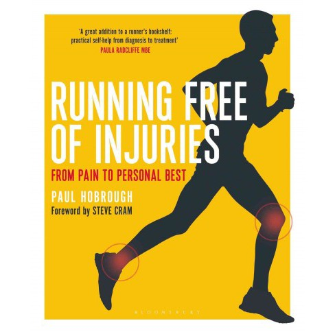 Running Free of Injuries : From Pain to Personal Best (Paperback) (Paul Hobrough) - image 1 of 1