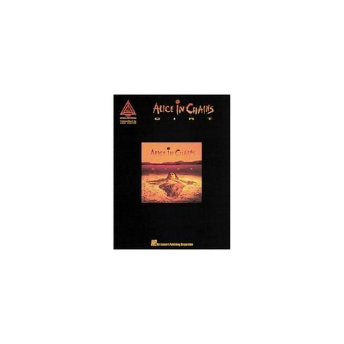 Hal Leonard Alice in Chains Dirt Guitar Tab Songbook - image 1 of 2