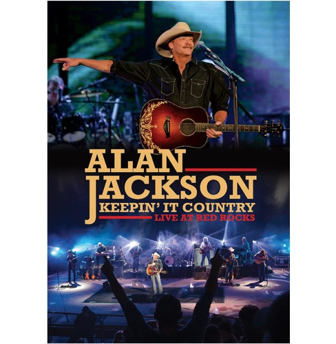 Keepin It Country:Live At Red Rocks (DVD) - image 1 of 1