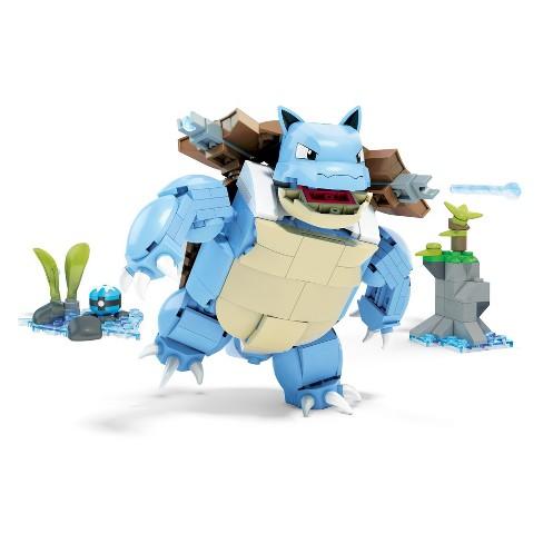 mega construx pokemon blastoise building set target