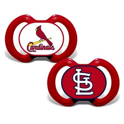 MLB St. Louis Cardinals 2pk Pacifier Set