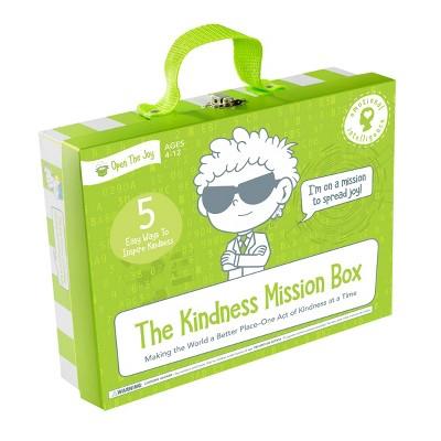 Open The Joy's Kindness Mission Activity Box