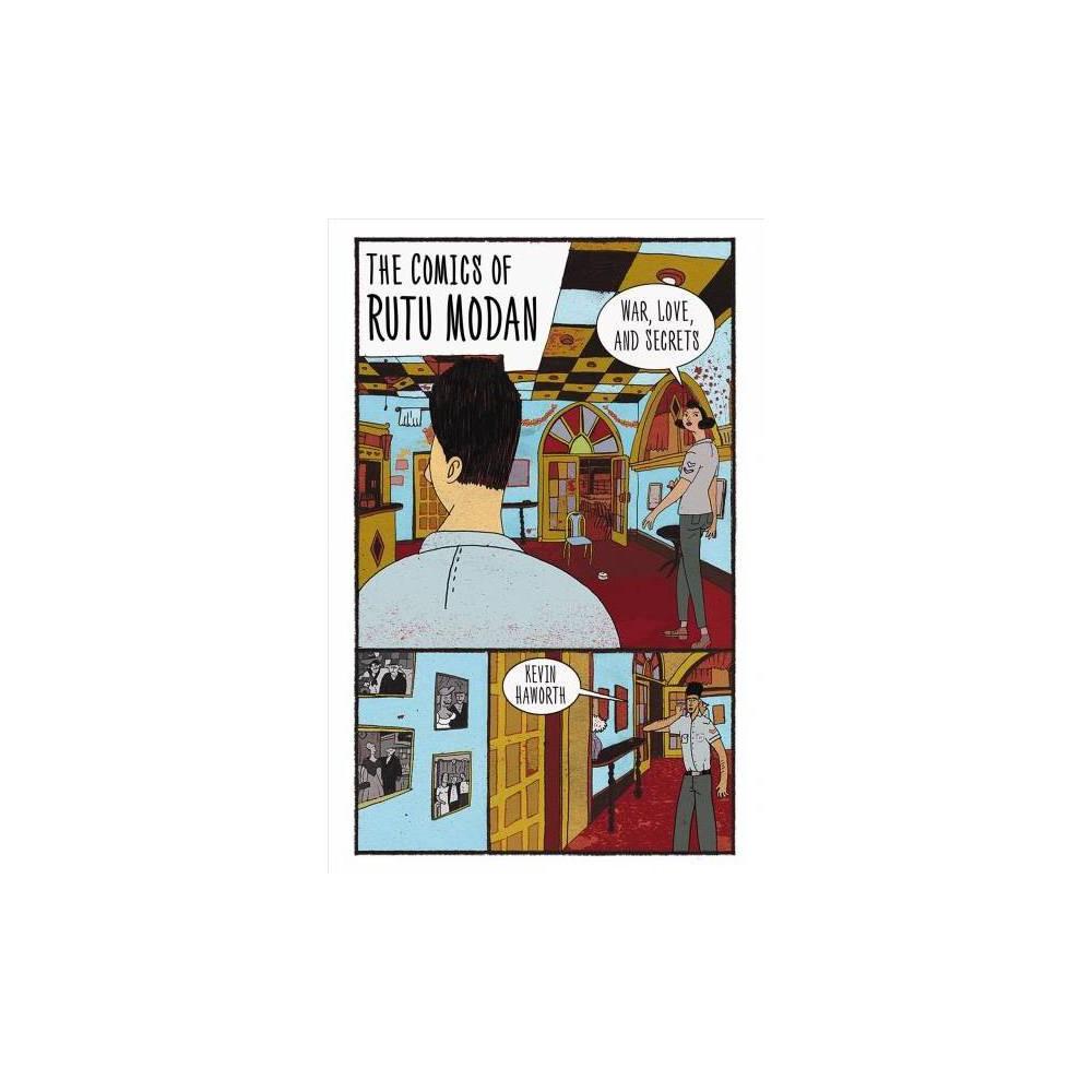 Comics of Rutu Modan : War, Love, and Secrets - by Kevin Haworth (Paperback)