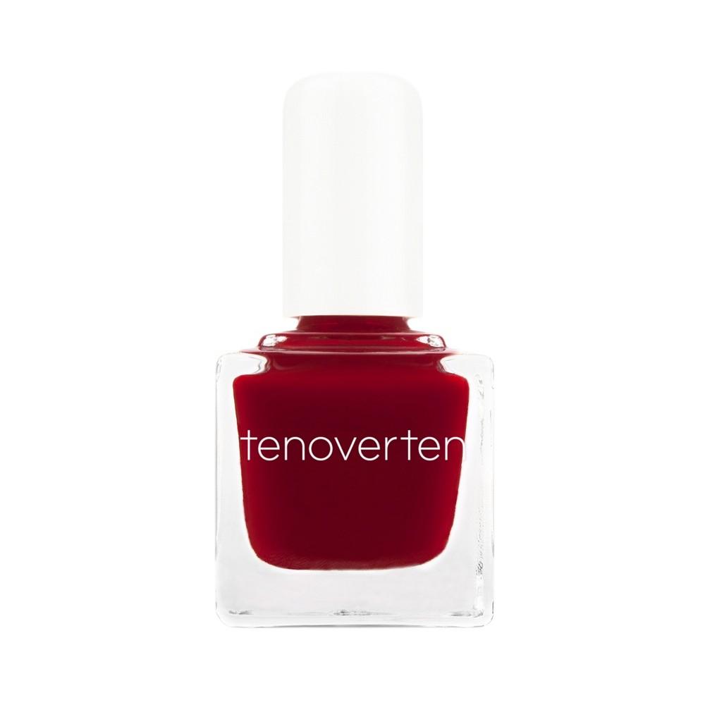 Image of tenoverten Nail Polish Carmine - 0.45 fl oz