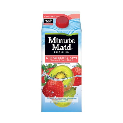 Minute Maid Strawberry Kiwi Juice - 59 fl oz - image 1 of 1