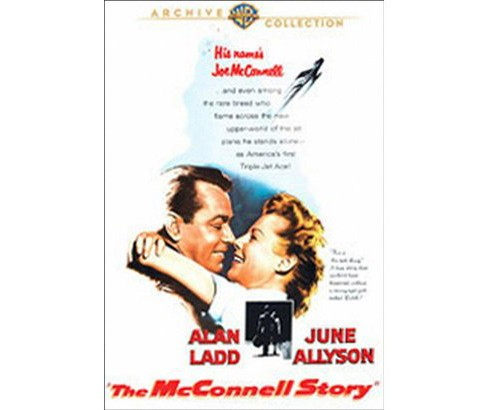 Mcconnell story (DVD) - image 1 of 1