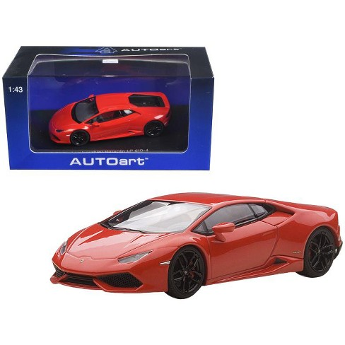 Lamborghini Huracan Lp610 4 Rosso Mars Metallic Red Metallic 1 43