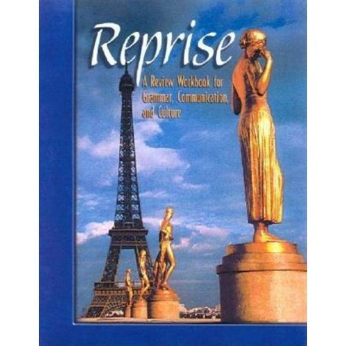 Reprise: A Review Workbook for Grammar, Communication, and Culture, Student Text - (NTC: Reprise) - image 1 of 1