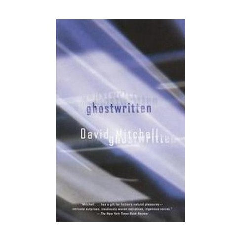 Ghostwritten - (Vintage Contemporaries) by  David Mitchell (Paperback) - image 1 of 1