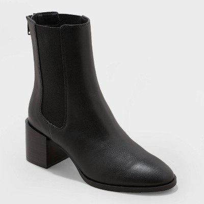 Women's Itzel Chelsea Boots - A New Day™
