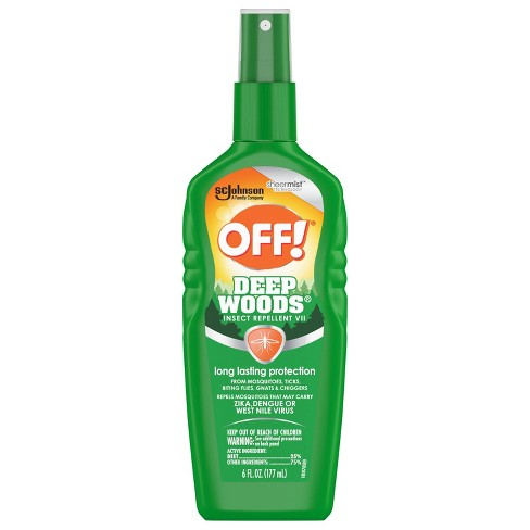 OFF! Deep Woods Insect Repellent VII - 6 fl oz - image 1 of 4