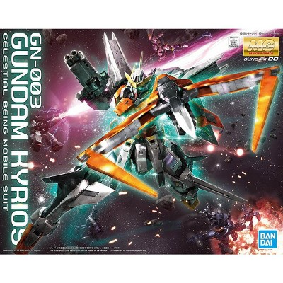 Bandai Spirits Gundam 00 Gundam Kyrios MG 1/100 Model Kit