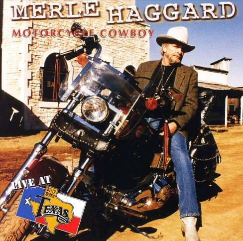 Merle haggard - Merle haggard live at billy bob's tex (CD) - image 1 of 1