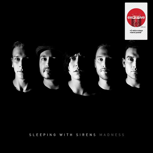 Sleeping With Sirens - Madness - Target Exclusive - image 1 of 1