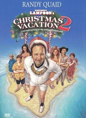 National Lampoon's Christmas Vacation 2: Cousin Eddie's Island Adventure (DVD)