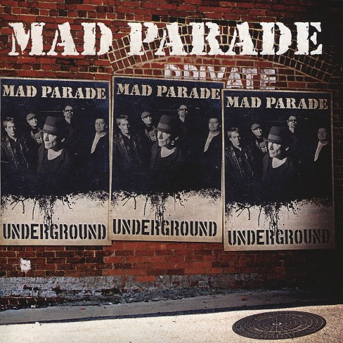 Mad parade - Underground (CD) - image 1 of 1