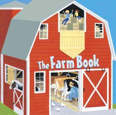 Farm Book - (Golden Books)by Jan Pfloog (Paperback)