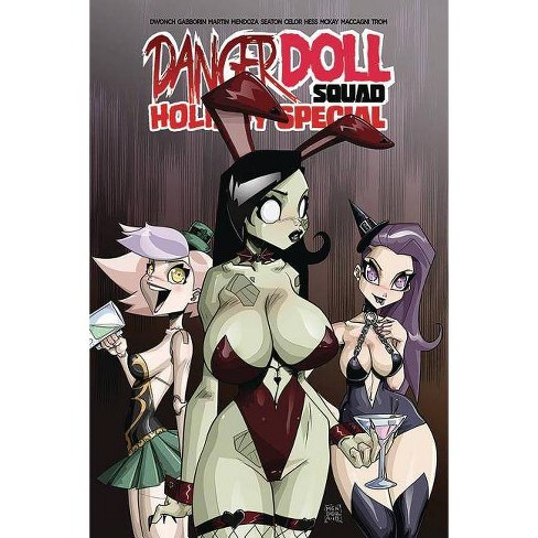 Danger Doll Squad: Holiday Special Volume 1 - (Paperback) - image 1 of 1