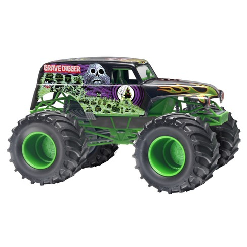 Revell Snap Tite Max Grave Digger Monster Truck - image 1 of 1