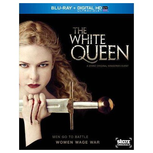 The White Queen (Blu-ray) - image 1 of 1