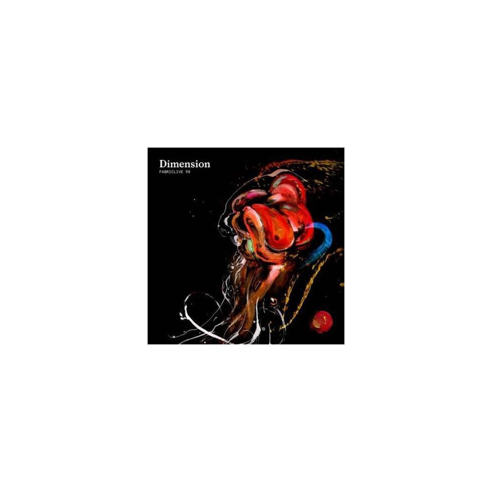 Dimension - Fabriclive 98 (CD)