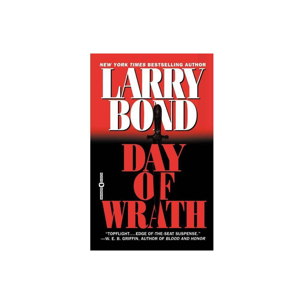 Day Of Wrath By Larry Bond Paperback