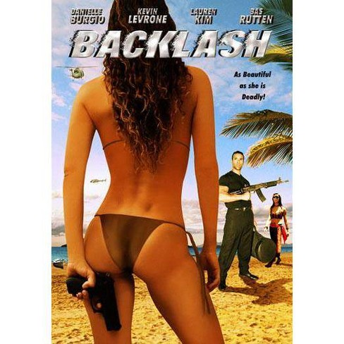 Backlash (DVD) - image 1 of 1