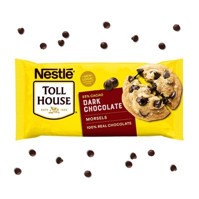 Nestle Toll House Dark Chocolate Morsels - 10oz