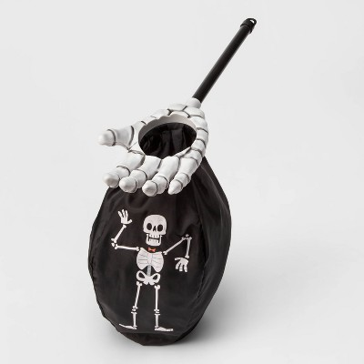 Loot Scoop Skeleton Halloween Trick or Treat Container - Hyde & EEK! Boutique™